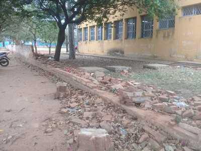 Colecta solidaria para reconstrucción de muralla se realizará mañana