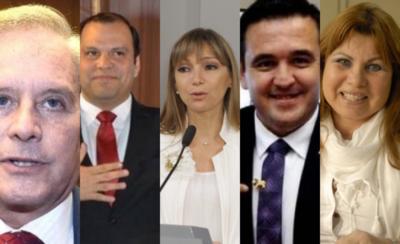 HOY / Enriquecimiento meteórico, declaración falsa: 5 ministros (y uno ex) son investigados