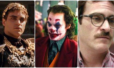 Las mejores películas de Joaquin Phoenix