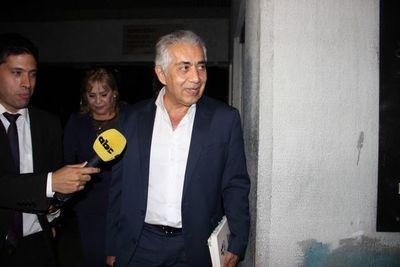 Sánchez Tillería declaró por casi 8 horas ante fiscales por caso acta entreguista