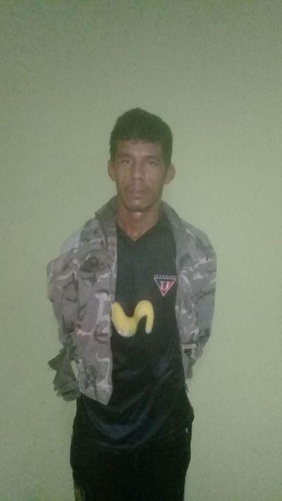 Vecinos reducen a presunto asaltante en localidad de Eusebio Ayala