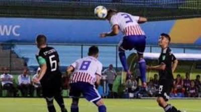 Paraguay y México igualan en el debut del Mundial sub 17