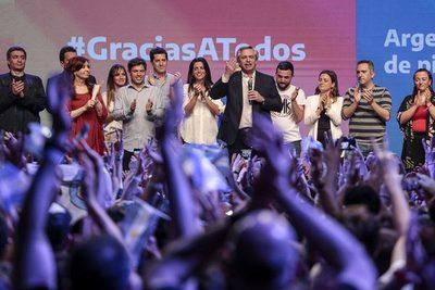 Eurobonos caen tras victoria de Fernández