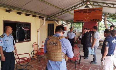 Falta identificar a 19 policías que estarían en esquema de protección a narcos