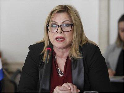 Ministra de la Mujer aumentó patrimonio casi G. 7.000 millones en 4 años