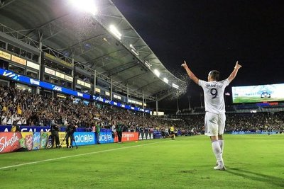 ¿Zlatan jugará en un poderoso de Sudamérica?
