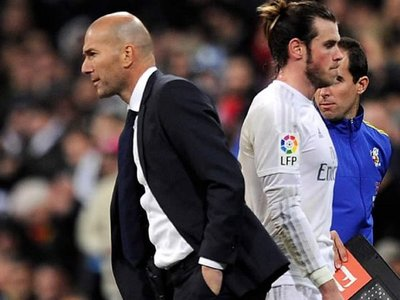 Zidane asegura que no tiene mala relación con Bale y descarta su salida