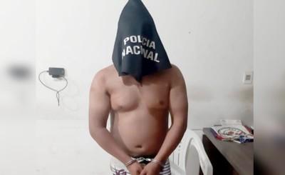 Supuesto adicto detenido por golpear a su padre y su pareja