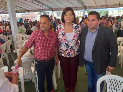 Anuncian construir cincuenta viviendas populares en Horqueta