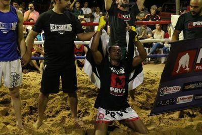 Jordano Massao, nuevo campeón Sudamericano