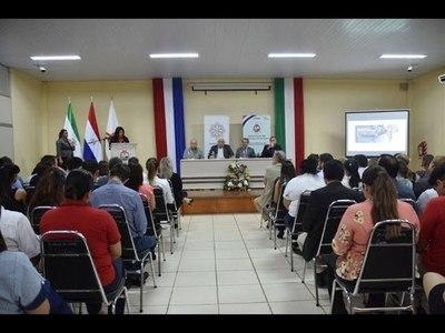 DESARROLLAN SEMINARIO SOBRE ''OPORTUNIDADES DE INVERSIÓN EN ITAPÚA''