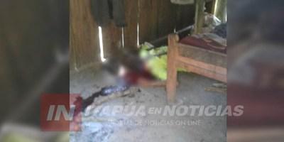 Hallan cuerpo decapitado en el Sur