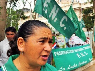 """FNC: """"El Gobierno ve enemigos en cualquier sector que se moviliza por sus derechos"""""""
