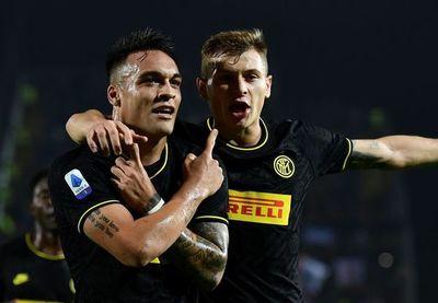 El Inter duerme como líder