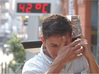 Altas temperaturas  predisponen a sufrir derrame cerebral