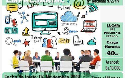 Alistan curso sobre Comunicación Social y Empresarial