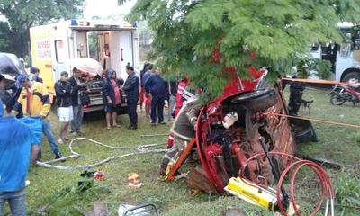Bomberos realizarán curso de rescate vehícular