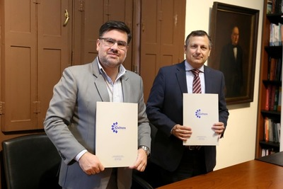 Secretaría de Cultura y Colegio de Arquitectos firman convenio de cooperación