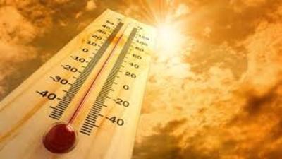 Calor extremo para este miércoles