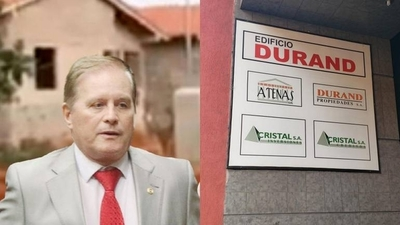 """HOY / Derecho a réplica de Durand sobre sus empresas: """"No hay conflicto de intereses"""""""