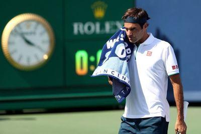 Roger Federer renunció a la ATP Cup