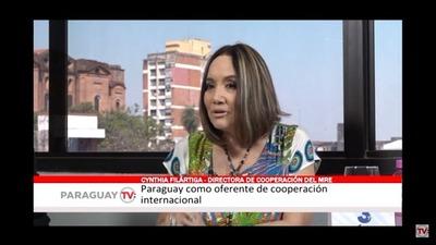 Paraguay en condiciones de brindar cooperación internacional a otros países