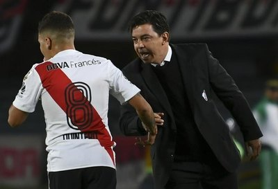 Gallardo y su opinión para ganar la final River-Flamengo