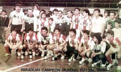 El día que Paraguay gritó Campeón del Mundo
