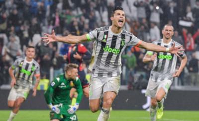 HOY / Juventus gana con un penal hecho por Tony Sanabria