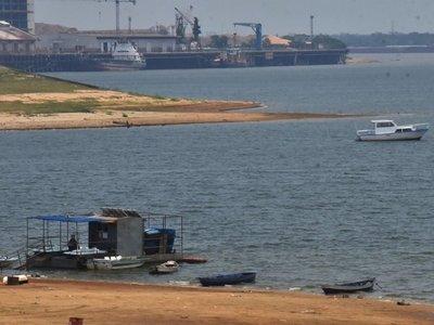 Sector naviero alerta al Ejecutivo sobre crítico panorama de estiaje