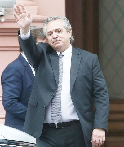 El presidente electo de Argentina comienza a definir  política exterior