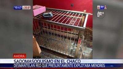 Fiscalía investiga actos sadomasoquistas en niños en el Chaco