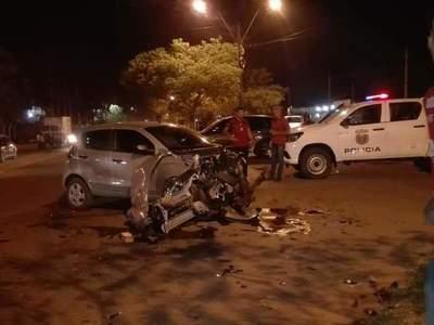 Accidente de tránsito cega vida de un brasileño