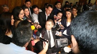 Alliana ratifica que cartismo no acompañará nuevo intento de Juicio Político