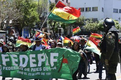 Dos muertos en Bolivia en víspera de auditoría electoral de OEA