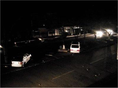 Canindeyú: Distritos quedaron sin electricidad tras temporal