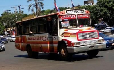 Millonario asalto a parada de empresa de transporte