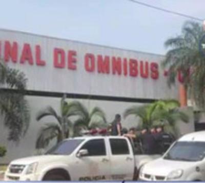 Trasladarán terminal de buses de Ciudad del Este tras orden judicial