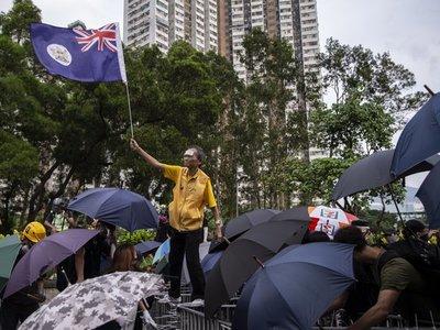 Economía de Hong Kong entra en recesión técnica, luego de 10 años