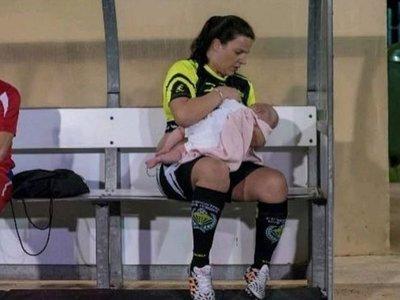 Ruth Ruano, contra todo estereotipo en el fútbol femenino