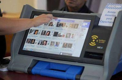 Hasta el 4 de noviembre tienen tiempo empresas participantes de licitación de urnas electrónicas
