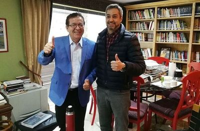 Mario Abdo Benítez estará mañana en Misiones