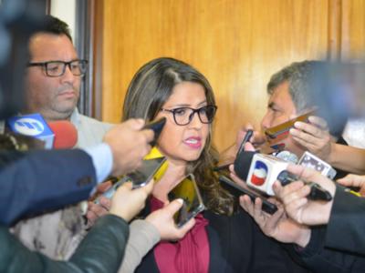 Viceministra desmiente supuesta persecución a Cucho
