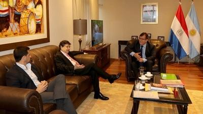 Interior y la EBY ratifican lazos de cooperación en materia de seguridad