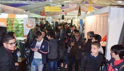 Expoferia internacional aranduka rehegua Ayolas-pe