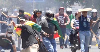 Ya hay muertos en protesta contra Evo