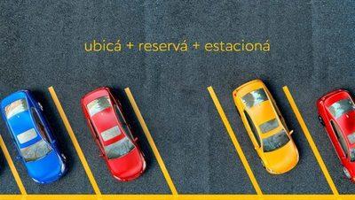 App ayuda a encontrar el estacionamiento ideal