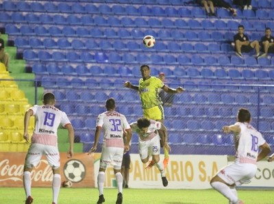 Deportivo Capiatá empató al Sportivo San Lorenzo