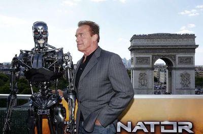 """El regreso de """"Terminator"""" agita la cartelera de Estados Unidos"""