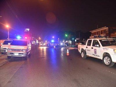 Motociclista murió embestido por un micro cuyo chofer no lo vio